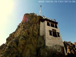 Dhankar Monastery 1/40 by Tripoto