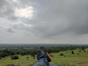 Why Getting Lost is never a Waste of Time - Ananthagiri Hills