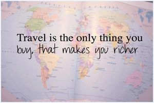 Top 5 things travel does to you