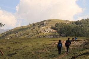Brahma Peak : Where the clouds echoed