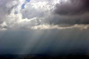 Mystical Himalayas and the wild, wild rain