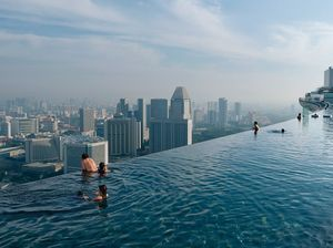 Singapore- Infinity and beyond