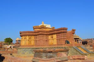 """An Offbeat historical place in Bhuj """"Chhatedi"""""""