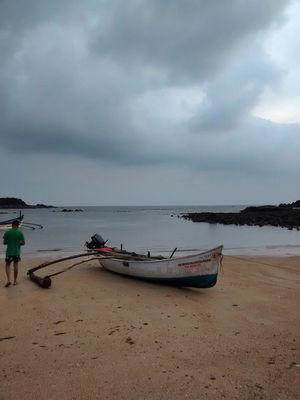 GOA : To the South of it