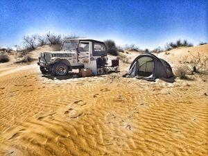Diary of a Desert Storm Marshal