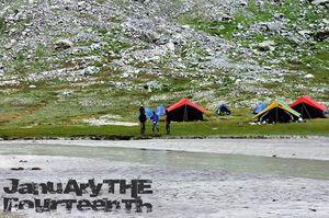 Trek to Deo Tibba Basecamp near Manali in Himachal
