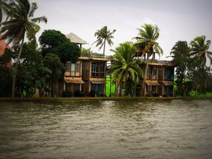 Alleppey Boathouse 1/60 by Tripoto