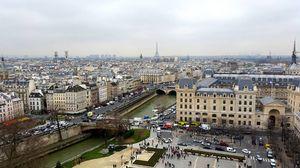 Maiden Euro Trip - Barcelona - Paris - Venice - Rome