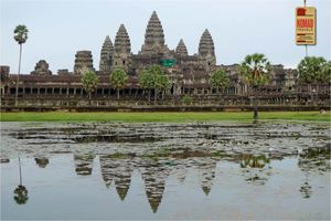 Angkor Wat: The lost kingdom of Cambodia