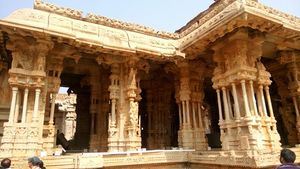 Hampi (Karnataka) District  - Where History is relived in UNESCO World Heritage Site