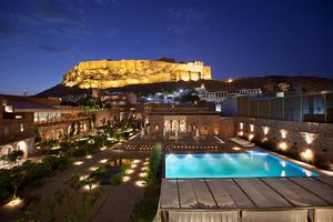 With Majestic Views Of The Mehrangarh Fort, This Hotel In Rajasthan Is A Paradise For Travellers