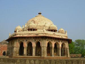 Humayun Tomb: Taj's Masculine Equivalent