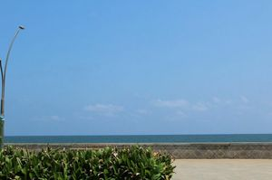 Beach hopping in Pondicherry
