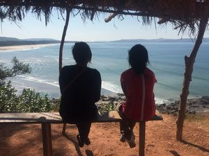 Welcome to Ganpatipule: Small village with beautiful beaches