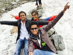 Mesmerizing Manali : Rohtang Pass Part II
