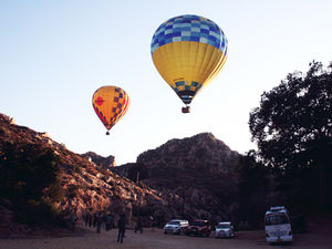 Hot Air Balloon In India: Chase Your Dream Across The Sky