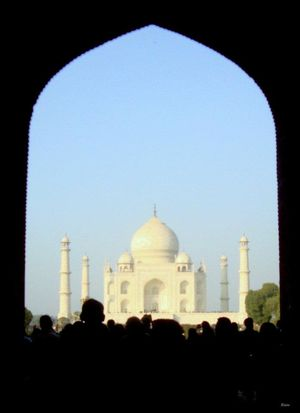 Taj Mahal...An Epitome of Love
