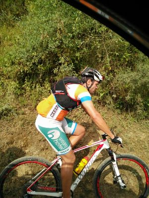 Toughest Day of Asia's Toughest Cycling Event - Hero MTB Himalaya '16
