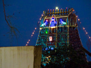 Arupathu Moovar - Festival Of 63 Savants - Community Festival In Mylapore Chennai