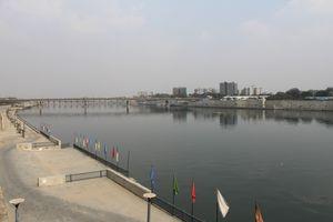 Sabarmati Riverfront 1/3 by Tripoto