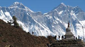 Himalaya with Everest Base Camp Trek