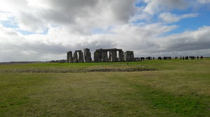 When delicious history met enduring mystery, I got happily 'stoned' at Stonehenge & Ring of Brodgar