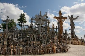 Hill of Crosses 1/2 by Tripoto