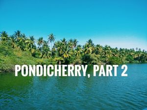 Day Trips From Pondicherry