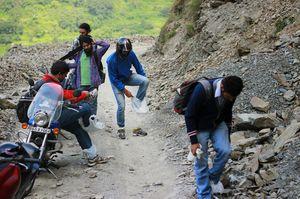 Tiger falls,Rishikesh, Renukaji lake & offroading