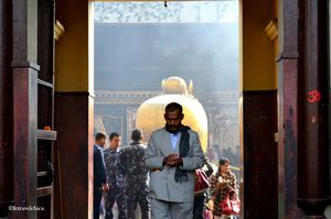 Pashupatinath Temple : Reflections on Devotion & Death