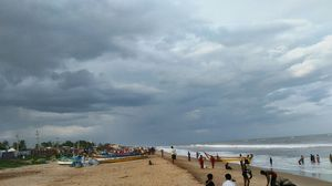 Beach Destination : Prakasam