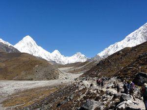 Everest Base Camp Trek in Nepal