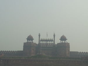 Half A Day In Delhi With Nikki