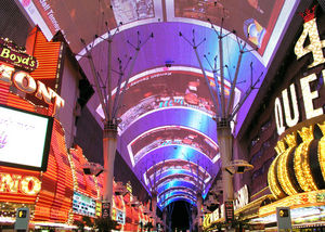 Fremont Street Experience 1/1 by Tripoto
