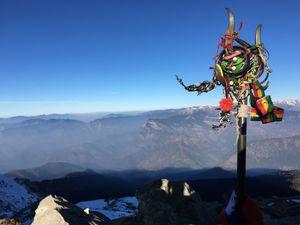 Trek to Kedarkantha, the Himalayas
