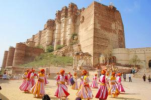 Jodhpur: The BlueCity of India