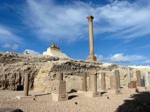 Pompey's Pillar 1/2 by Tripoto