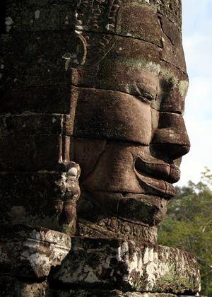 Group Tour of Angkor, Cambodia