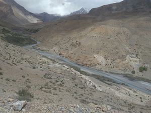 Monastery stay at Spiti Valley & Exploring the cold desert