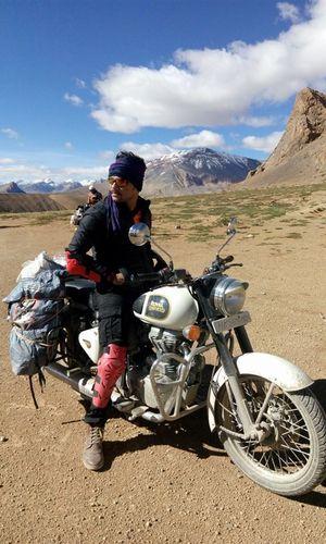 MAN, Machine & Himalaya : When we got LEH'd