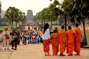 Backpacking South East Asia: Humbling Cambodia
