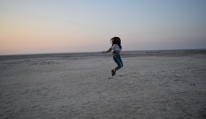 On a different cloud of Salt and Love-Kutch