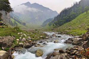 Hampta Pass - A tale of two valleys