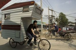 7 Amazing House-on-Wheels : Portable Homes to Hit the Road