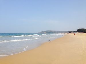 Weekend getaway - Goa!