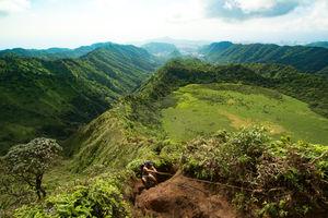 The Journey to Ka'au Crater - Oahu, Hawaii