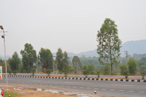 Road trip from Bangalore to Chikamaglur