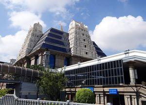 ISKCON Temple 1/2 by Tripoto