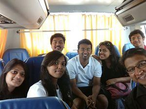 Mysore - A KSRTC Trip