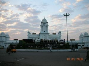 Kachiguda Railway Station 1/2 by Tripoto